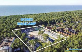 Domki Maxcamp Międzywodzie